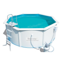 Стальной бассейн Hydrium Pool Set 300х120 см