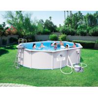 Стальной морозостойкий овальный бассейн Hydrium Oval Pool Set 500х360х120см. (В НАЛИЧИИ)