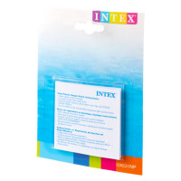 Ремкомплект с самоклеющейся заплаткой Intex-59631 (В НАЛИЧИИ)