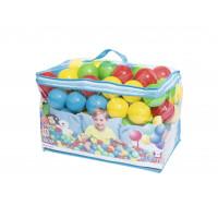 Мячи для игр пластмассовые 6,5 см 100 шт. (В НАЛИЧИИ)