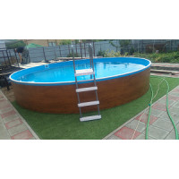 Морозоустойчивый бассейн 488*125 см.(В НАЛИЧИИ)