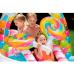 Надувной игровой центр Intex Территория сладостей